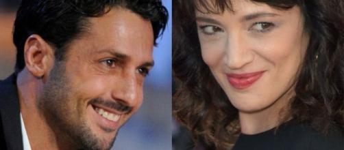 Gossip, Asia Argento e Fabrizio Corona: dietro la loro relazione ci sarebbe un contratto.
