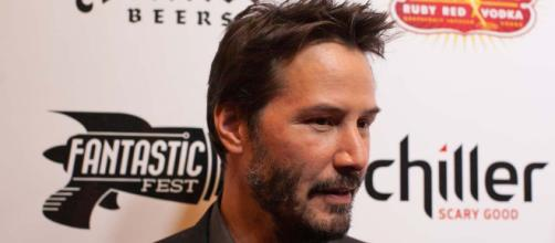 """Keanu Reeves will be the voice of one of the characters in Disney/Pixar's """"Toy Story 4."""" [Image Anna Hanks/Wikimedia]"""