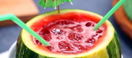 Melancia atomica- Deliciosa, refrescante e alcoolica