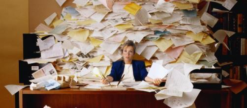 Pessoas estressadas são comuns a todos os ambientes de trabalho do mundo.