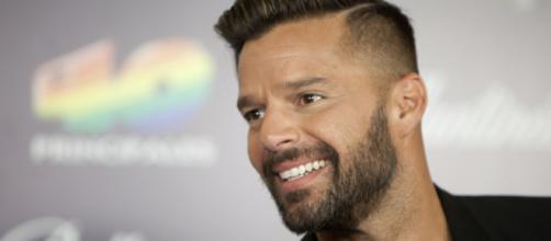 Ricky Martin é pai de Matteo e Valentino