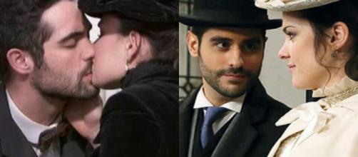 Spoiler Una Vita: Leonor trova l'amore, Victor e Maria Luisa lasciano Acacias 38
