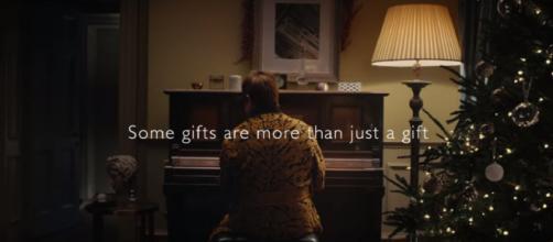 Spot Natale 2018, Elton John protagonista per John Lewis