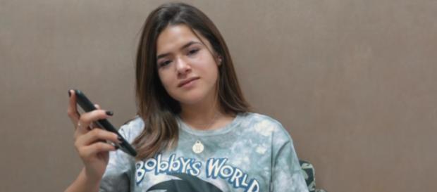Em seu canal no Youtube, Maísa desmente notícia sobre Raul Gil