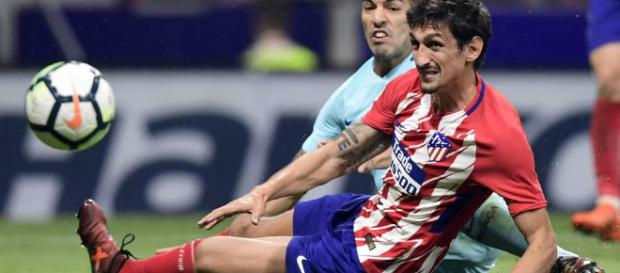 Suarez scored the last year to draw at the Wanda Metropolitano. image- standard.co.uk