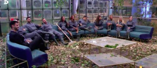 Los concursantes han modificado su estrategia en la casa de GH VIP - eldiario.es