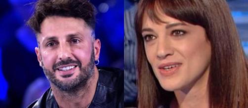 Fabrizio Corona e la Argento si sarebbero già lasciati: tolto il 'segui' su Instagram.