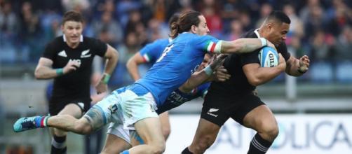 Italia-Nuova Zelanda 3-66: 10 mete realizzate dagli All Blacks allo stadio Olimpico
