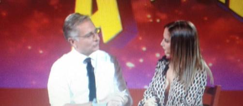 Paolo Bonolis intervista Malena la pugliese