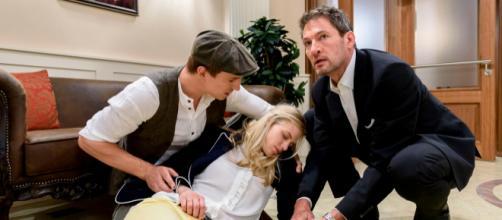 Tempesta d'amore - Alicia, Viktor e Christoph