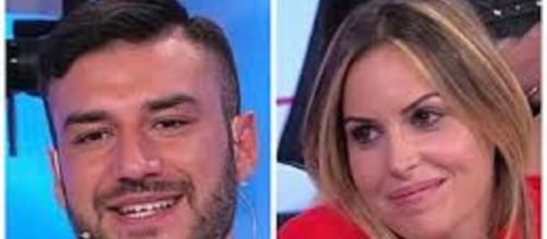 Uomini e Donne: Lorenzo Riccardi e Claudia Dionigi.