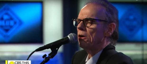 John Hiatt performs selections from The Eclipse Sessions on CBS This Morning's Saturday Sessions. [Image source:CBSThisMorning-YouTube]