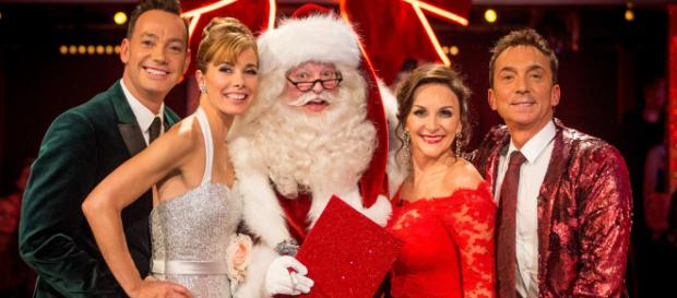 'Strictly' promises a festive Christmas treat (Image via Strictly Come Dancing/Youtube)