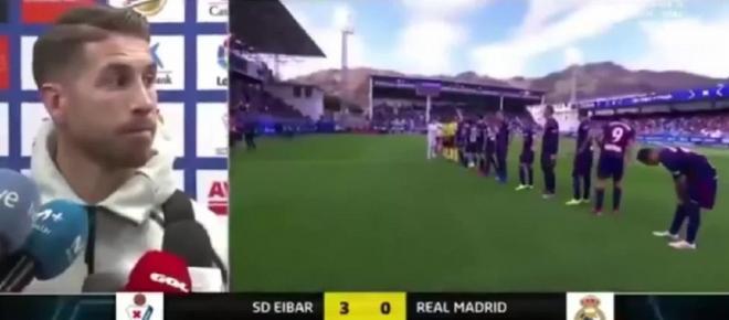 Ramos se defiende de las acusaciones de dopaje por parte de Football Leaks