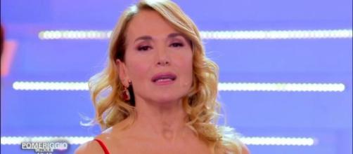 Barbara D'Urso contro Elia Fongaro
