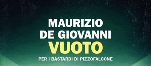 Cover di 'Vuoto', noir di De Giovanni