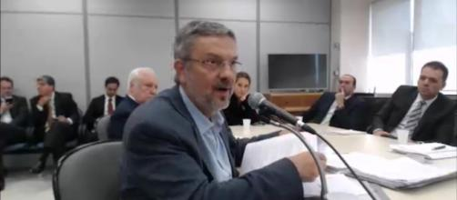 Ex-ministro Palocci acusou o ex-presidente Lula de suposta atuação em relação a fundos de pensão