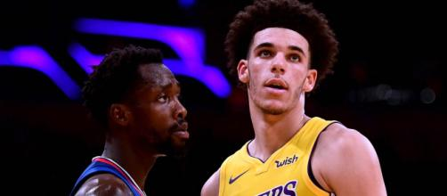 Lonzo Ball receives a rude welcome to the NBA in Lakers debut image - SI.com - si.com