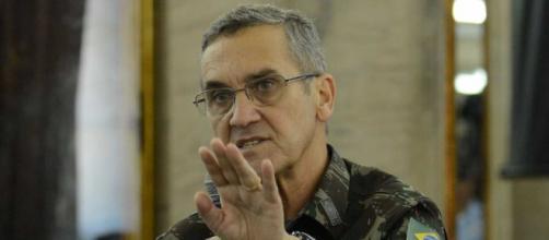 O comandante máximo do Exército, general Villas Bôas pede análise sobre a Intentona Comunista. (foto reprodução).