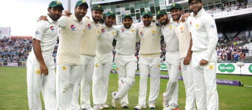 Pakistan vs New Zealand live on PTV Sports (Image via icc-cricket/Twitter)