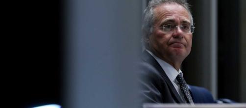 Polícia Federal rastreia propina destinada ao senador Renan Calheiros, do MDB de Alagoas. (foto reprodução).