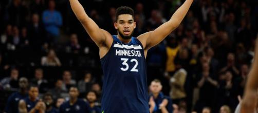 Timberwolves: Proof that Karl-Anthony Towns has new tools - dunkingwithwolves.com