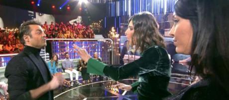 Barneda, Castejón y Ruiz en 'GH VIP 6: El Debate'. / telecinco.es