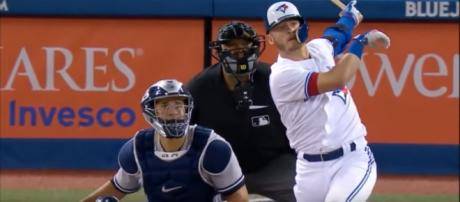 Josh Donaldson has agreed to a deal with Atlanta - image - MLB/Youtube
