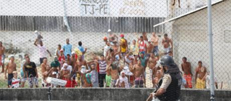 Penitenciária do Alto Cristo em Roraima passa por intervenção federal