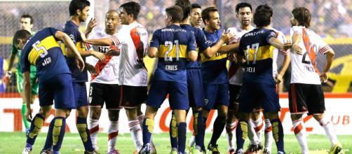 A rivalidade entre Boca e River é uma das mais representativas do mundo