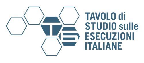 Associazione T6 – Tavolo di Studio sulle Esecuzioni Italiane presenta a roma il nuovo report