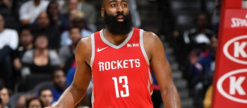 James Harden injury: Hamstring strain sidelines guard for two ... - si.com