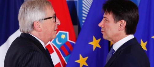 Juncker detta le sue condizioni a Conte: più filoeuropei e basta attacchi dai vicepremier