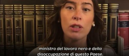 Maria Elena Boschi attacca Di Maio