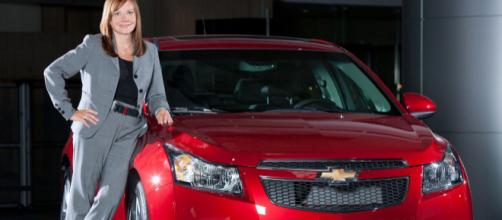 Mary Barra, ceo di General Motors- usatoday.com