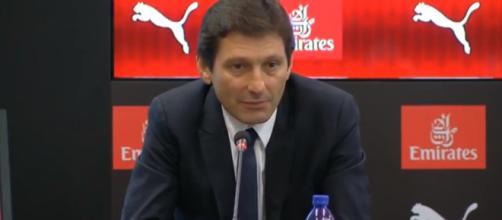 Milan, Ibrahimovic: Leonardo, 'non è il momento di parlare di mercato'