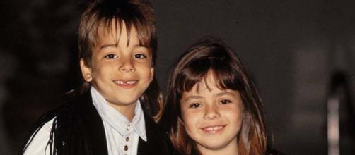 Sandy e Junior tinham 6 e 5 anos, respectivamente, quando começaram a cantar