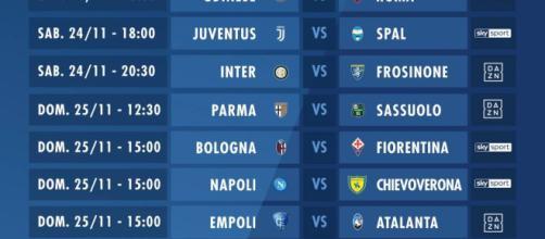 Serie A 13a giornata: Highlights, risultati, classifica, video sintesi di tutte le partite.