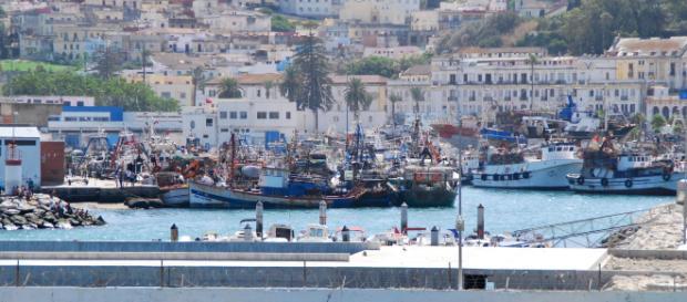 A cidade marroquina de Tanger [Imagem via Pixabay]