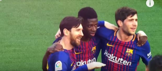 Barcelona (Imagem via Youtube)