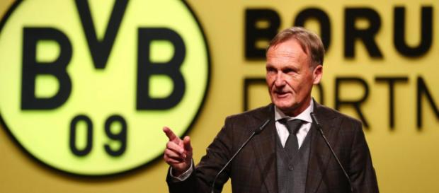 """Borussia Dortmund: 100-Millionen-Transfers? """"Wir setzen uns kein ... - t-online.de"""