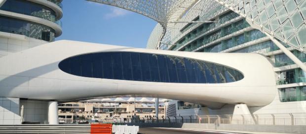 circuito de Yas Marina, Abu Dhabi, Emiratos Árabes Unidos
