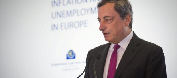 Draghi conferma la fine del Qe a partire da dicembre