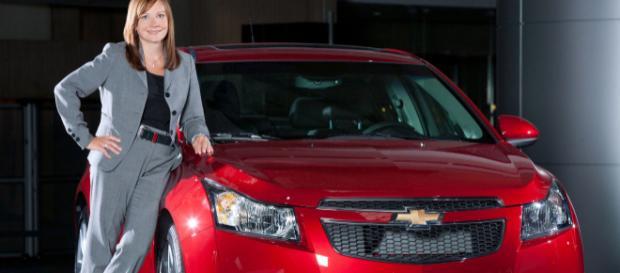 Mary Barra, ceo di General Motors- usatoday.com
