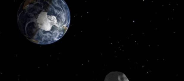 Nasa: grande asteroide passará 'raspando' a Terra na véspera do ... - com.br