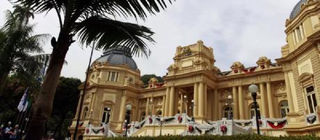 O Palácio Guanabara, sede do governo do Rio de Janeiro - Foto: Carlos Magno/Governo do Estado do Rio de Janeiro