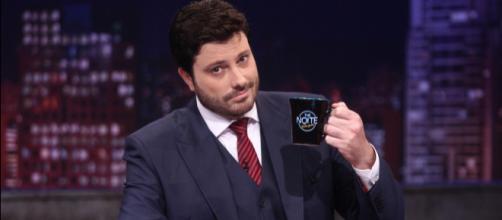 Danilo Gentili perde ação movida por deputado. (foto reprodução).