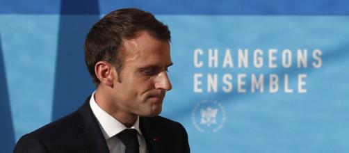 Emmanuel Macron répond aux 'Gilets jaunes'