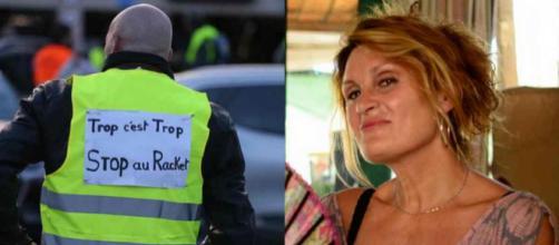 En manifestant avec Les Gilets Jaunes, Fred (Les Vacances des Anges 3) avoue avoir voté Marine Le Pen.
