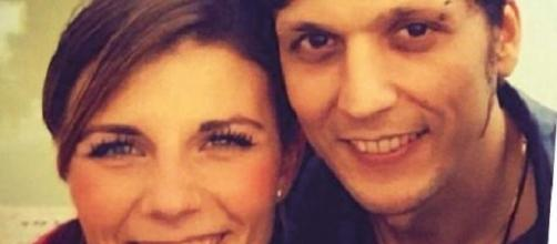 Ermal Meta e la fidanzata Silvia Notargiacomo